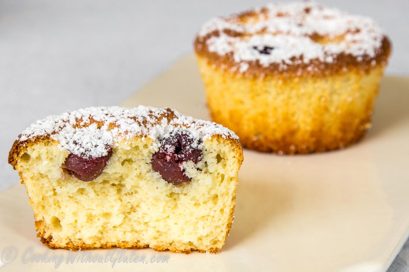 Morello Cherry And Vanilla Cake Recipe